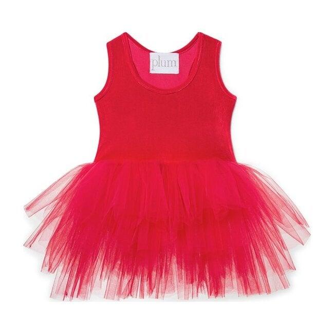 B.A.E. Tutu Dress, Rosie Red