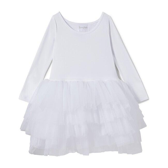 B.F.F. Tutu Dress, Lucy White