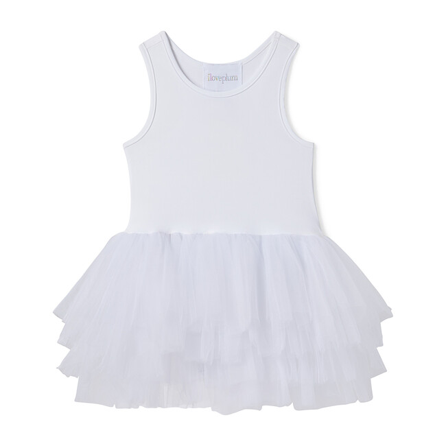 B.A.E. Tutu Dress, Lucy White