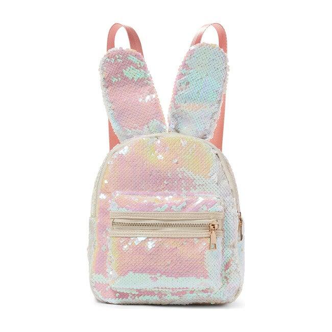 Bunnie Backpack, White