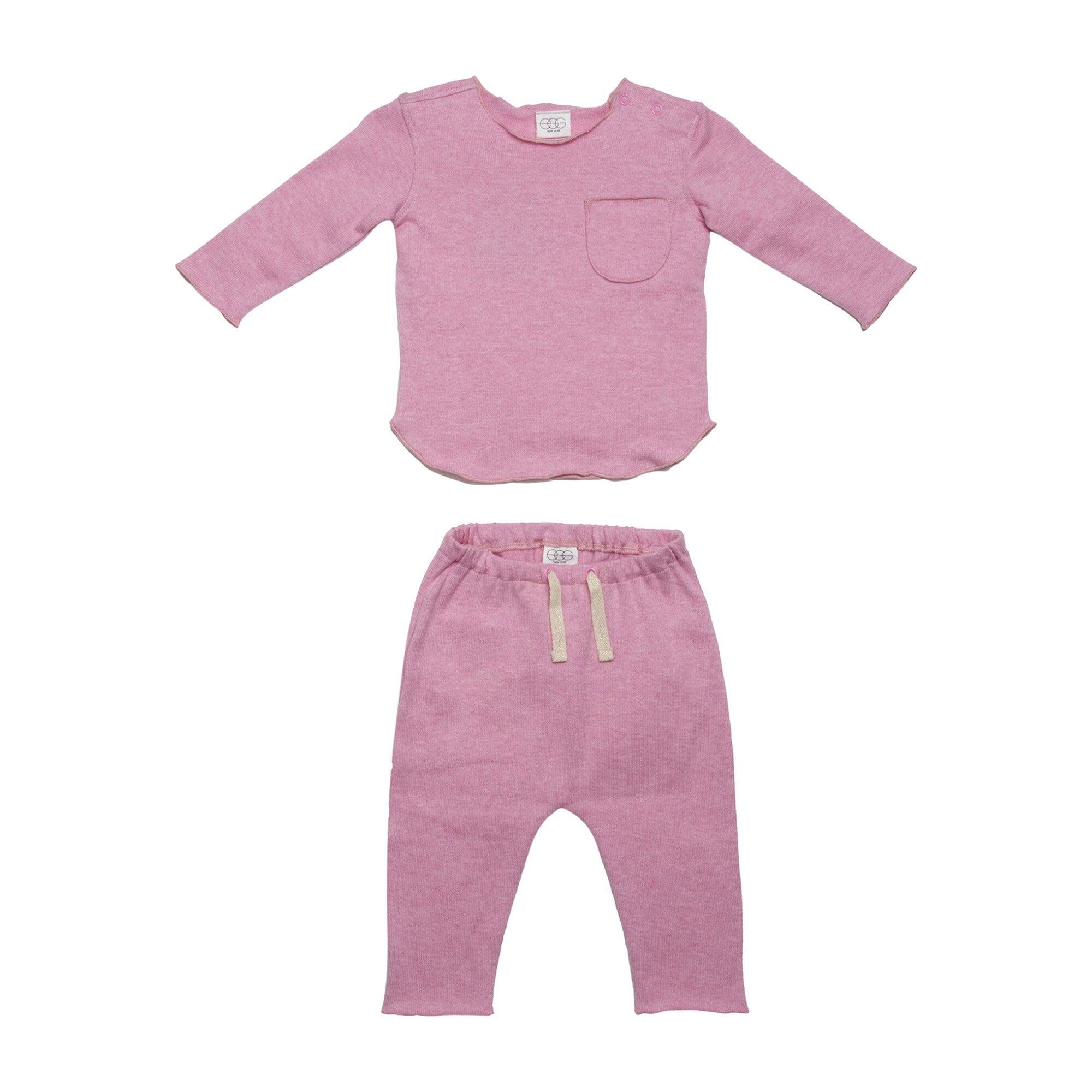 Bobbi Set, Pink
