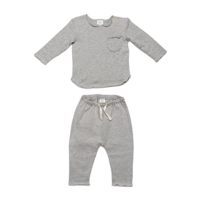 Bobbi Set, Grey