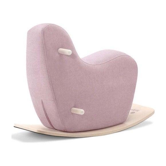 Rocking Horse, Pink Linen