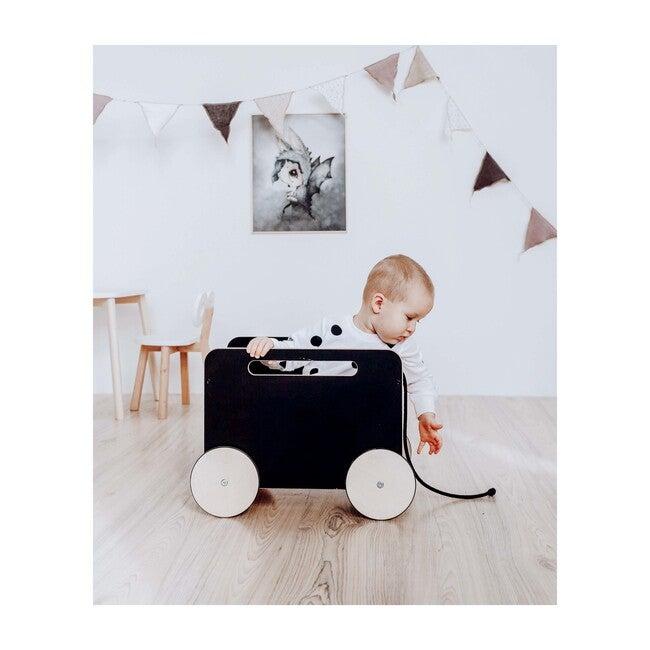 Toy Chest on Wheels, Blackboard