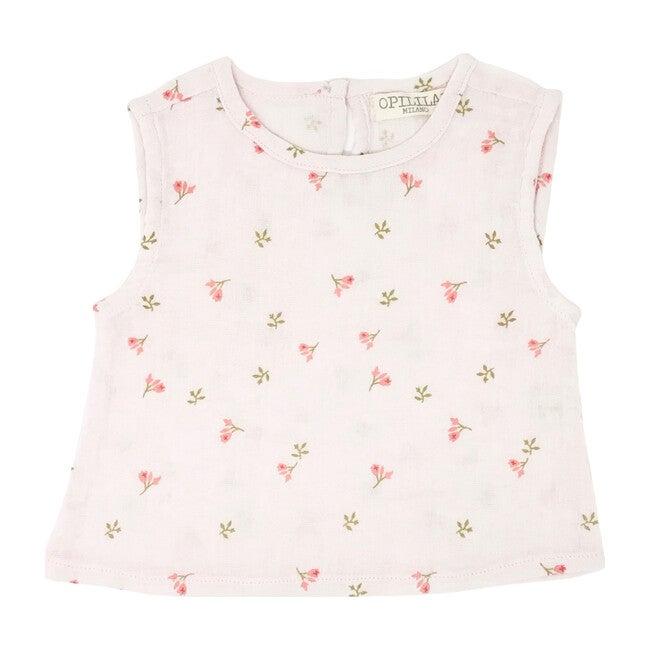Flower Top, Pink