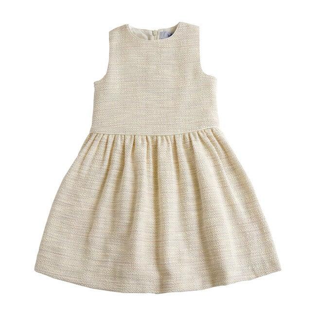 Nude Blair Dress
