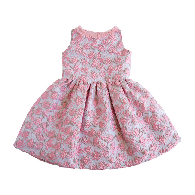 Mindy Pink Party Dress
