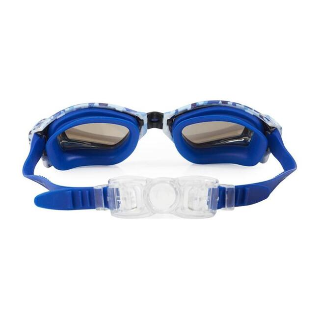 Mack Truck Camo Goggles, Mud Bogging Blue