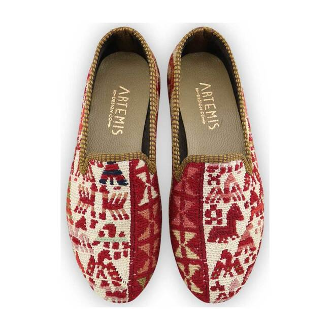 *Exclusive* Womens Kilim Loafers-38