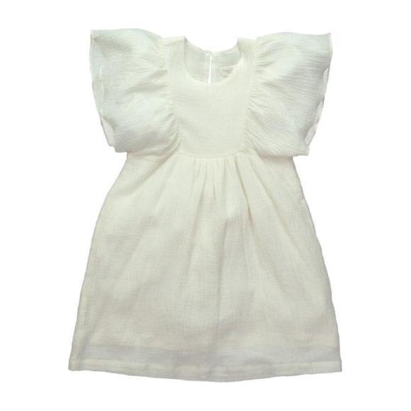 Renee Dress, Off White