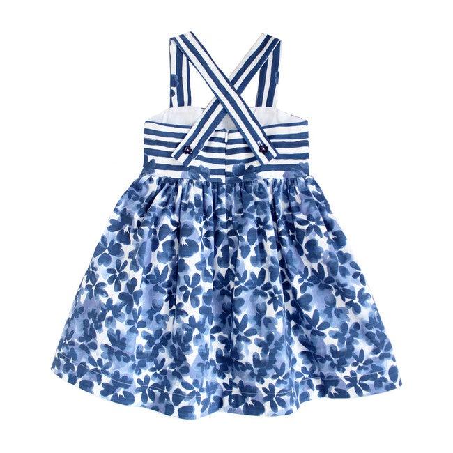Lottie Lou Dress, Blue