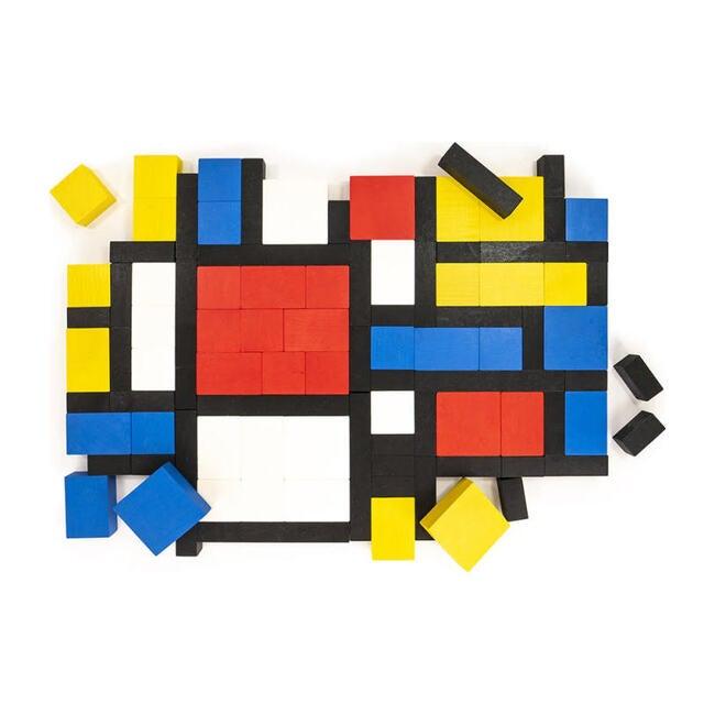 Mondrian Blocks