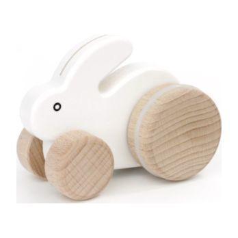 Small Rabbit, White