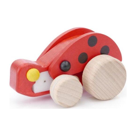 Pullback Ladybug - Push & Pull - 1