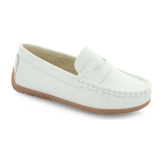 Dakota's Loafer, White
