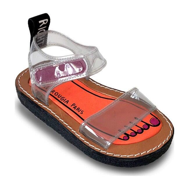 Izy Beach Sandal, Ice Cube