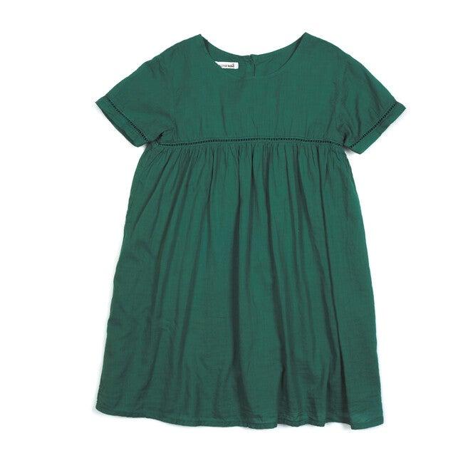 Inuit Dress, Green
