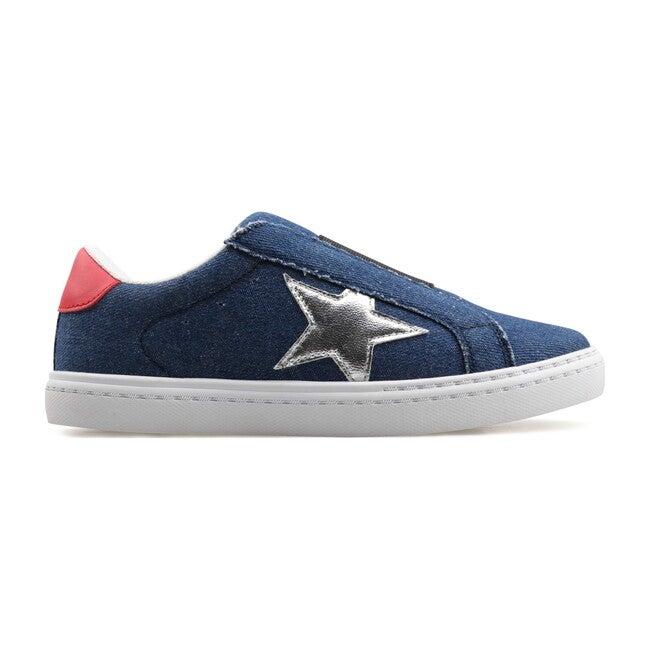 Hayden's Star Slip On Sneaker, Denim