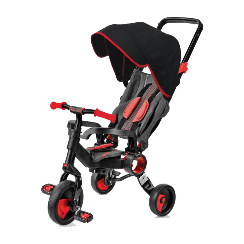 Galileo Premium Strollcycle, Red