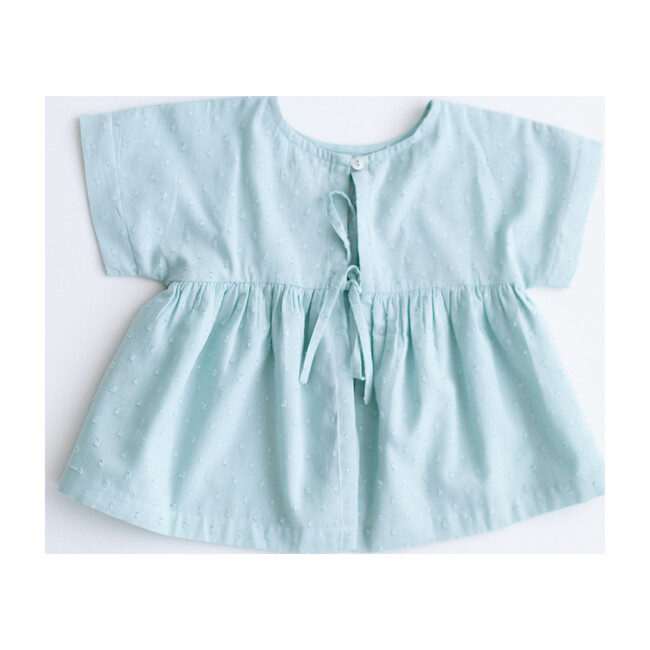 Embroidery Swing Top, Mint