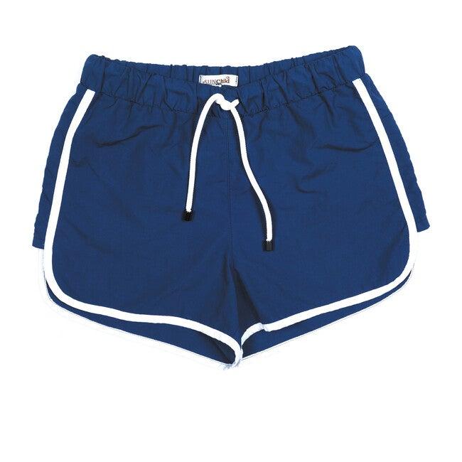 Carlos Swimming Shorts, Navy