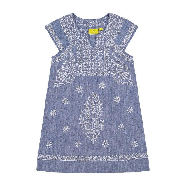 Faith Dress, Chambray