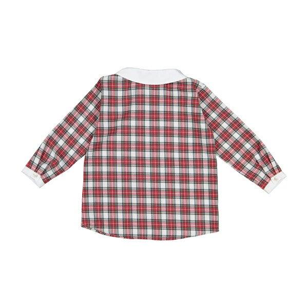 Natalicia Shirt, Plaid