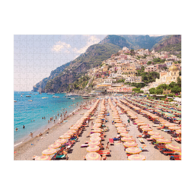 Gray Malin The Italy Double-Sided 500-Piece Puzzle - Puzzles - 1