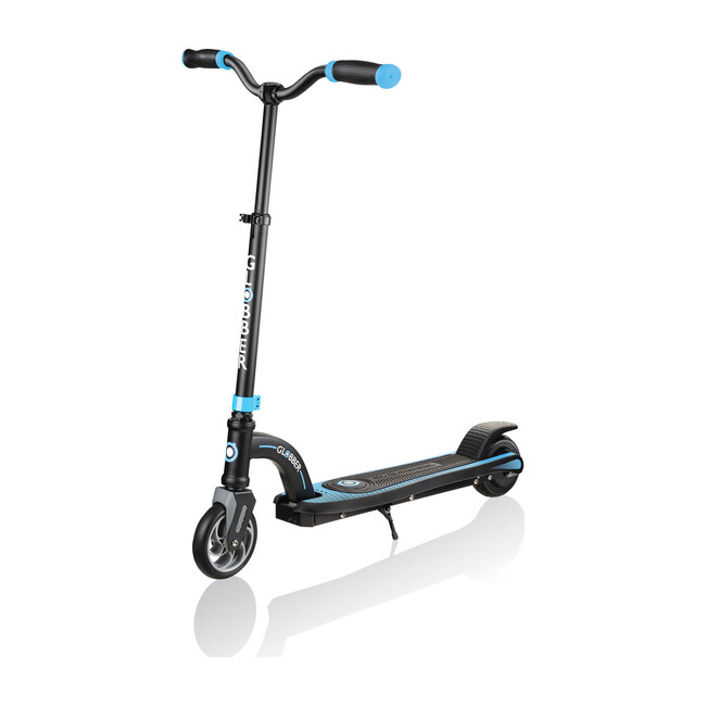 One K E-Motion 10 Electric Scooter, Sky Blue/Black - Scooters - 1