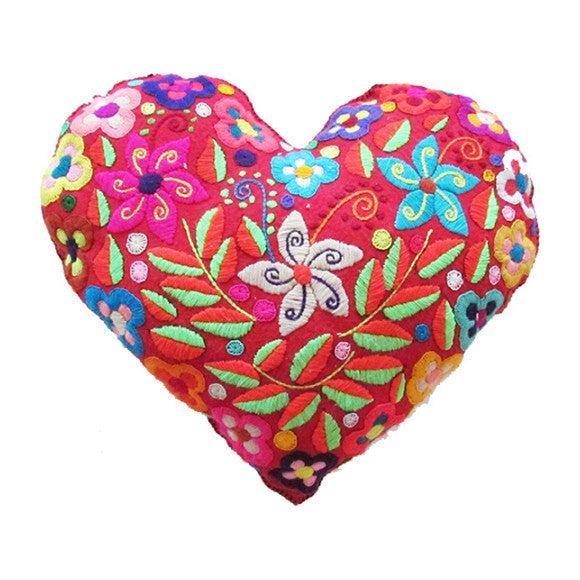 Corazon Wool Pillow, Assorted