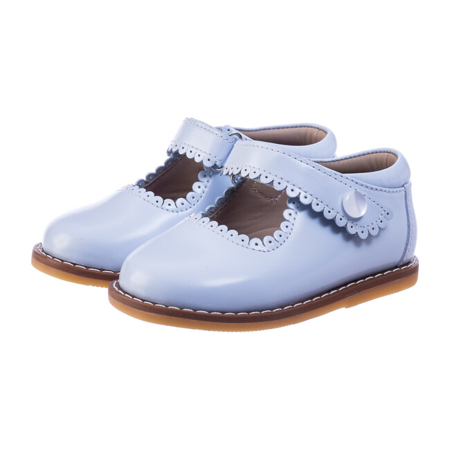 *Exclusive* Mary Jane, Light Blue