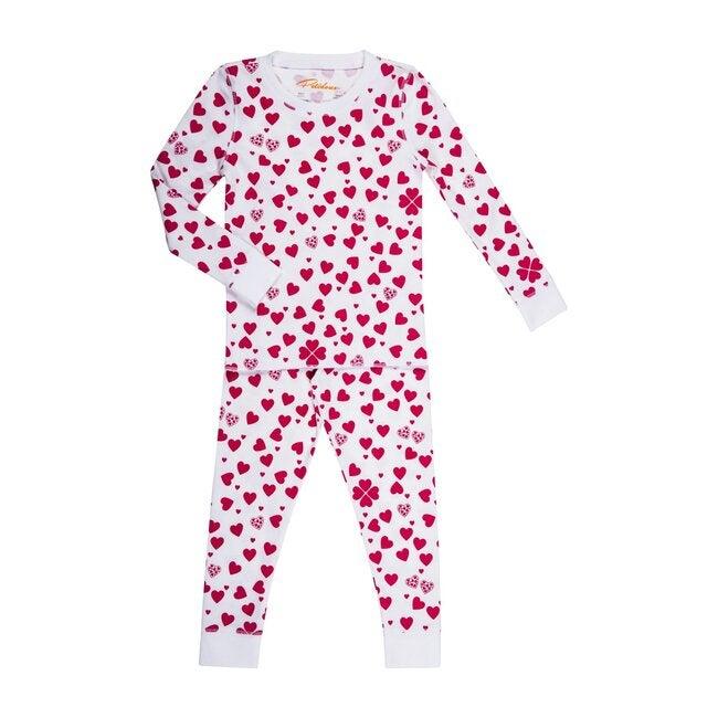 Long Pajamas, Lots of Hearts