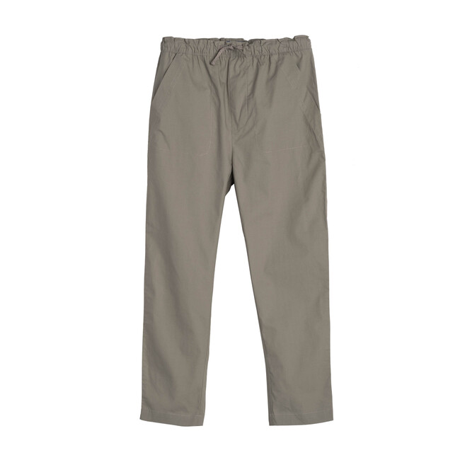 Gunnar Drawstring Pant, Dusty Sage