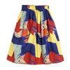 Lurdes Skirt, Yellow Scene - Skirts - 1 - thumbnail