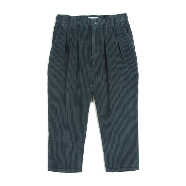 André Trousers, Corduroy Pale Blue