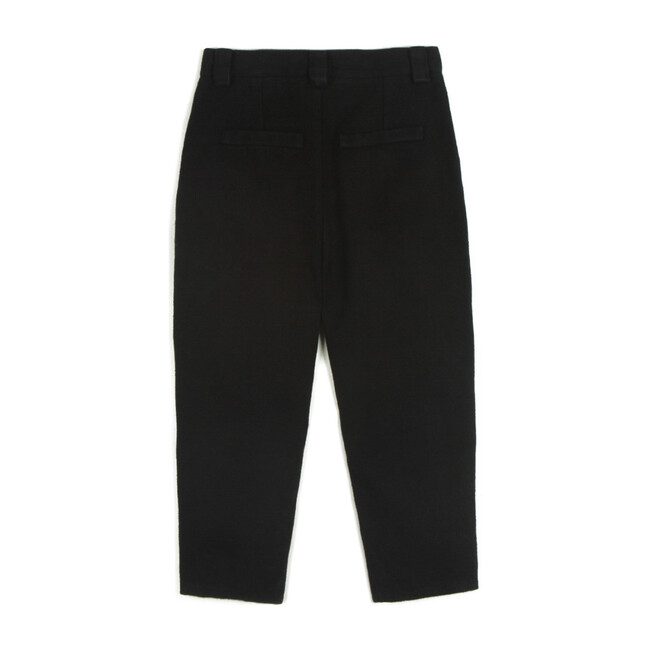André Trousers, Denim Black