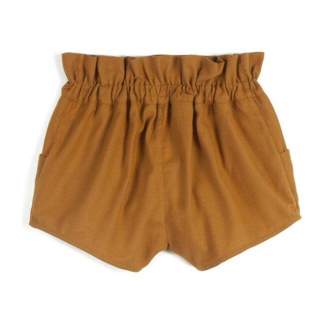 Adolfo Shorts, Orange
