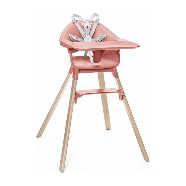 Stokke® Clikk™ High Chair, Coral