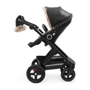 Stokke® Stroller Winter Kit, Onyx Black