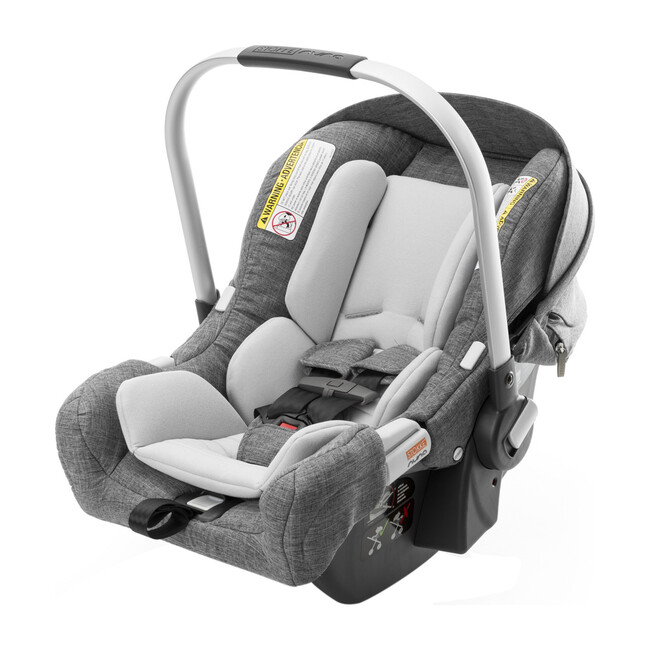 Stokke® Pipa™ by Nuna® Car Seat, Black Melange