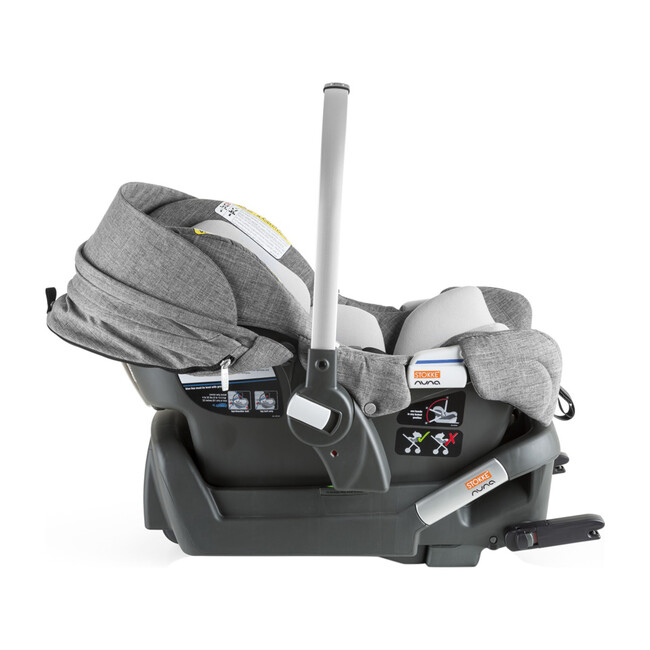 Stokke® Pipa™ by Nuna® Car Seat Base, Black