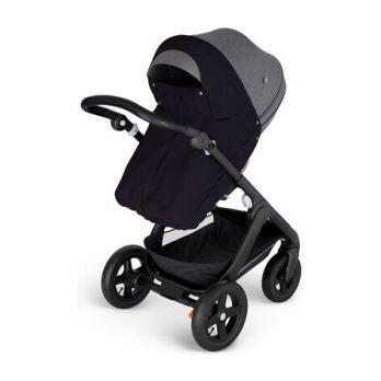 Stokke® Stroller Storm Cover, Black