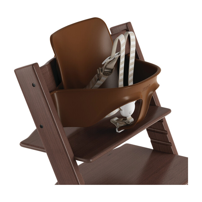 Tripp Trapp® Baby Set, Walnut Brown