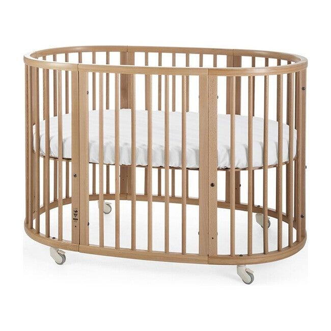 Sleepi™ Bed, Natural - Cribs - 1