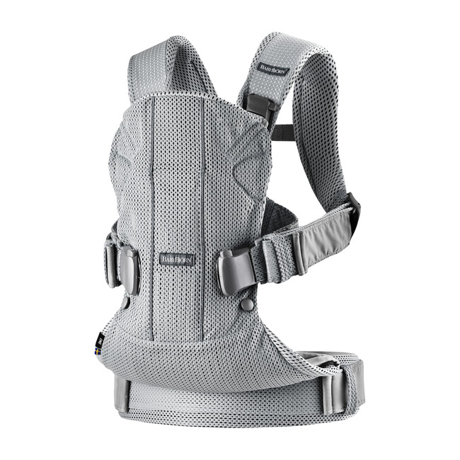 Baby Carrier One Air, Silver