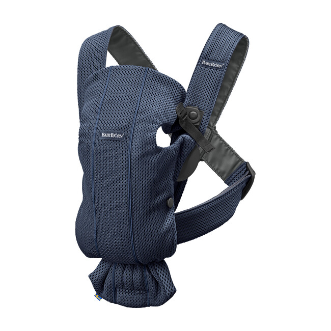 Baby Carrier Mini 3D Mesh, Navy