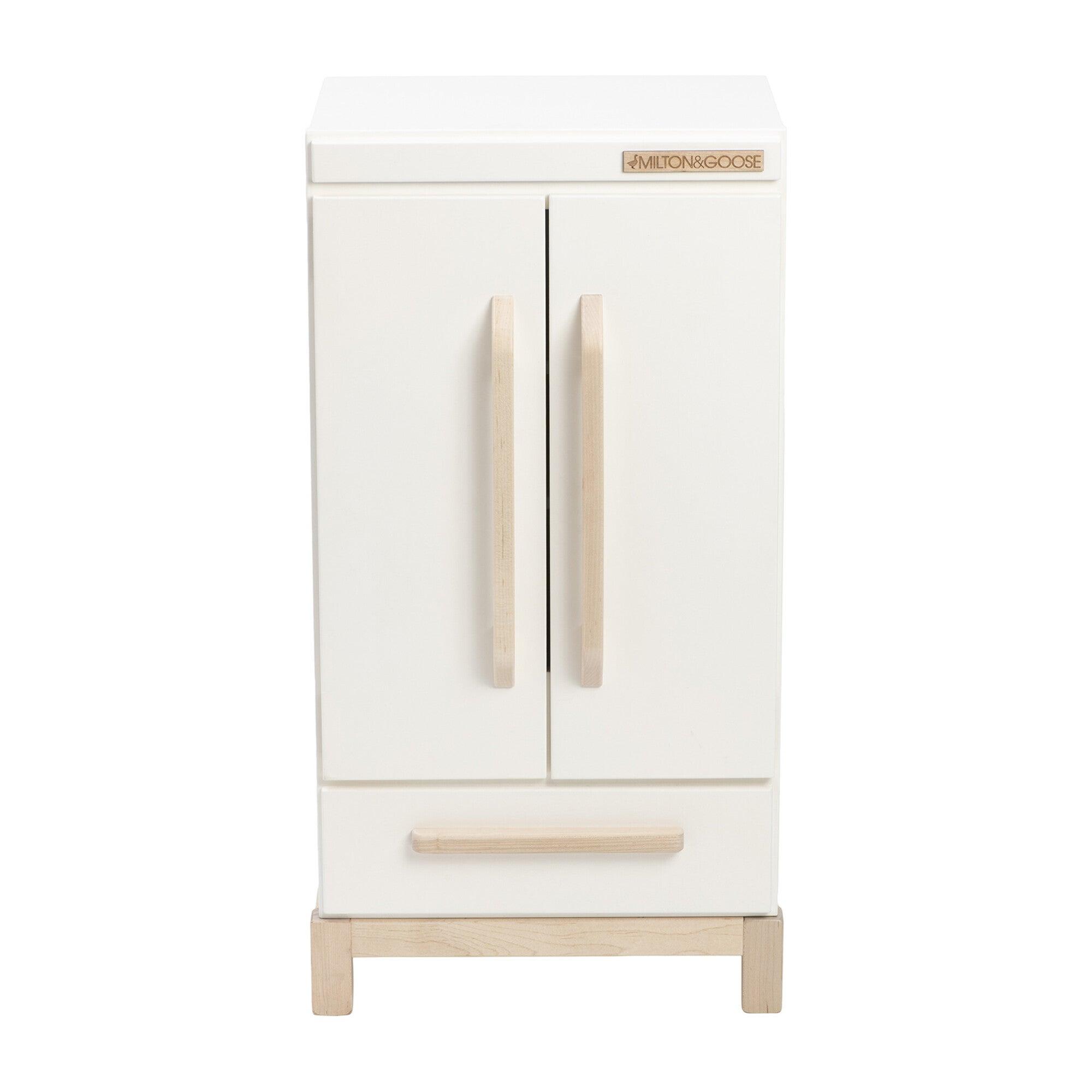 Refrigerator, White
