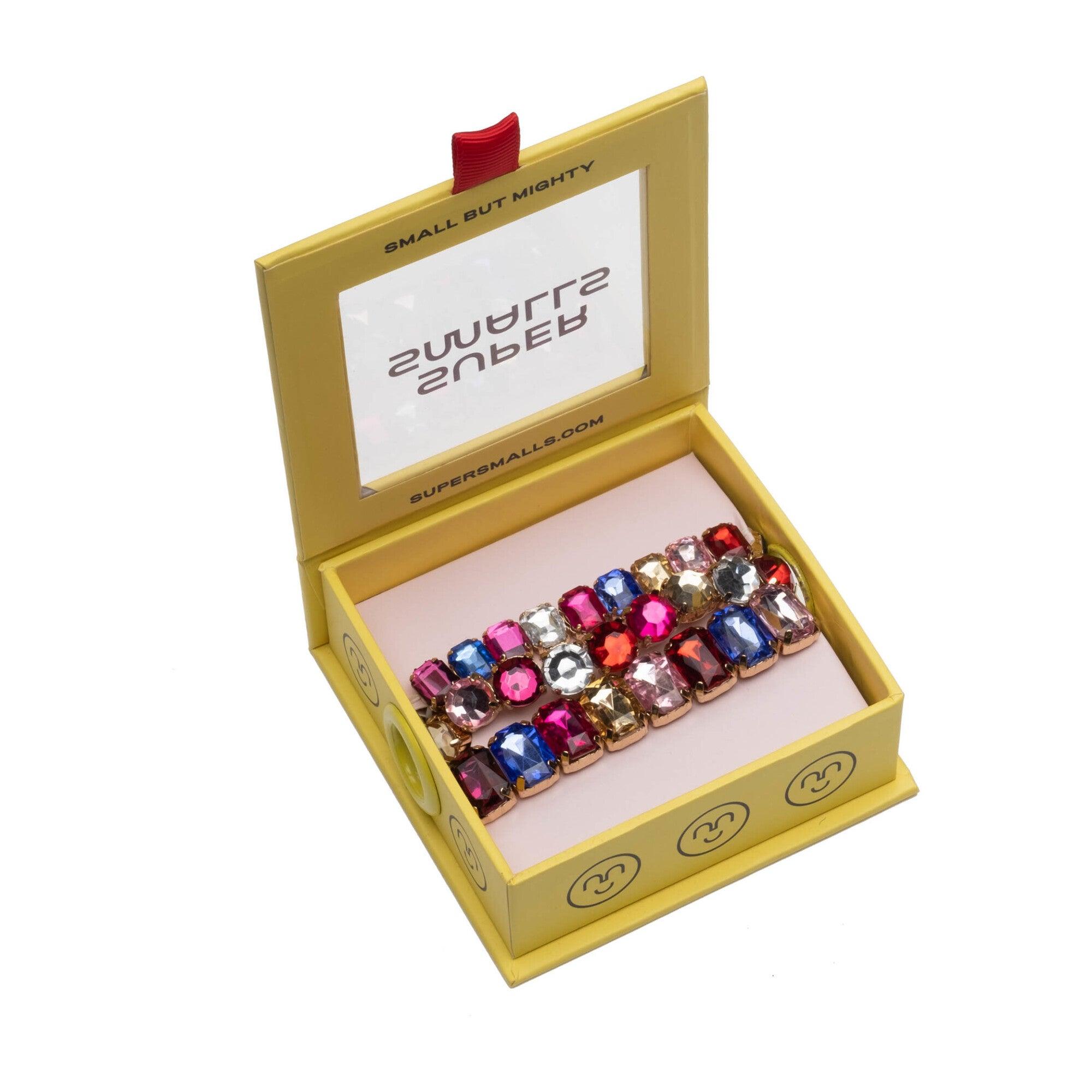 Happy Hour Rainbow Bracelet Set