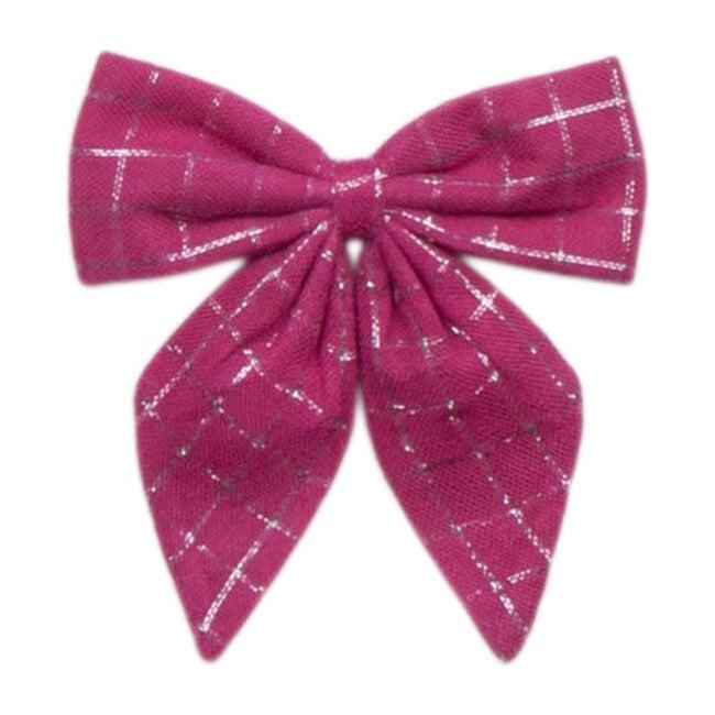 Sailor Bow, Pink Lurex