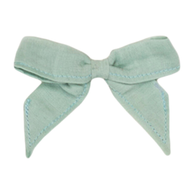 Minty Vintage Bow